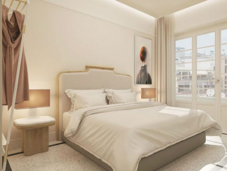 Athenian Foss: Το νέο 5άστερο boutique ξενοδοχείο της Αθήνας - Οι πρώτες φωτογραφίες