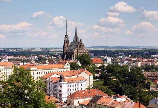 Brno, Τσέχικη Δημοκρατία