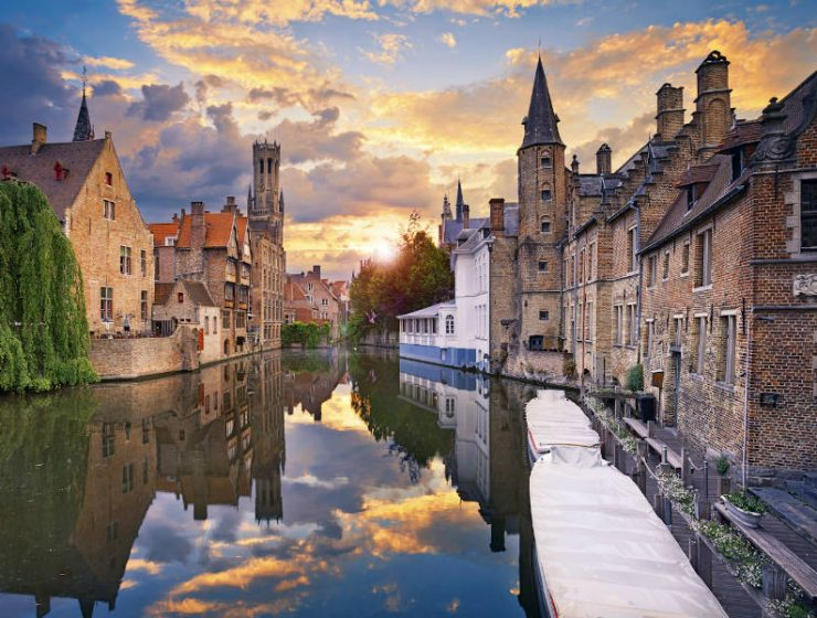 Μπρυζ, Βέλγιο - παραμυθένια πόλη