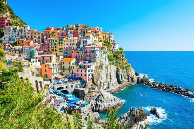 Cinque Terre, Ιταλία