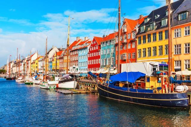 Κοπεγχάγη, Δανία