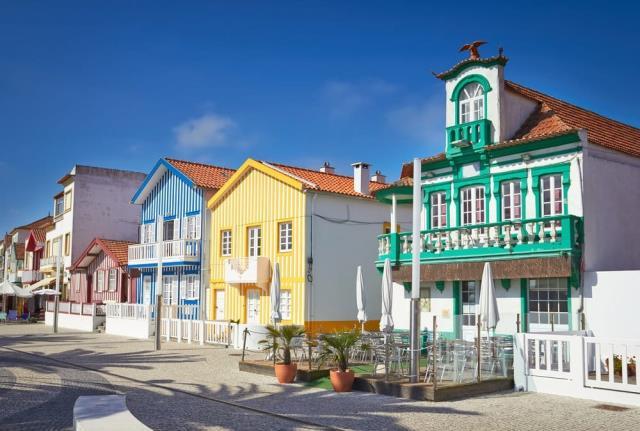Costa Nova, Πορτογαλία