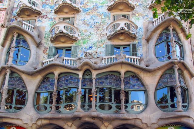 Casa Batllo Βαρκελώνη