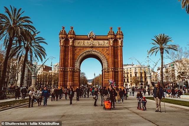 πάρκο Ciutadella Βαρκελώνη