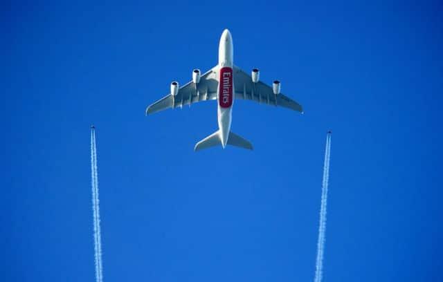 EK A380 Emirates