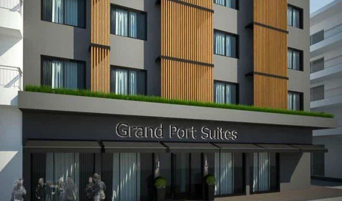 Grand Port Suites: Ανοίγει το ολοκαίνουριο boutique ξενοδοχείο της Θεσσαλονίκης