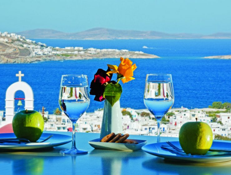 Hermes Mykonos Hotel: Παράδοση στη φιλοξενία της Μυκόνου από το 1990!