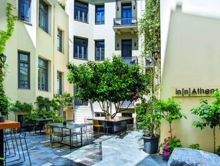 Ξενοδοχείο InnAthens - 5 λόγοι που θα σε κάνουν να… ξαναµείνεις!
