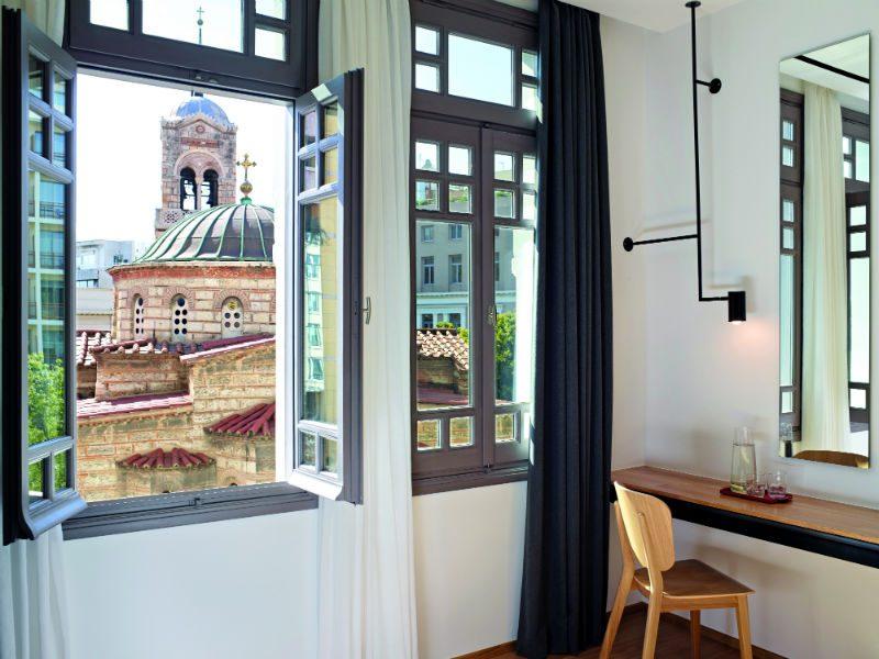 Τα ολοκαίνουρια δωμάτια του in[n]Athens που εντυπωσιάζουν!