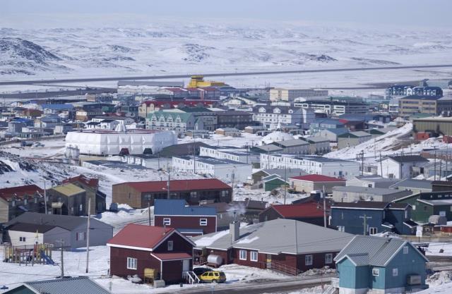 Iqaluit, Καναδάς