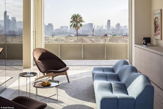 Jaffra Hotel, Τελ Αβίβ