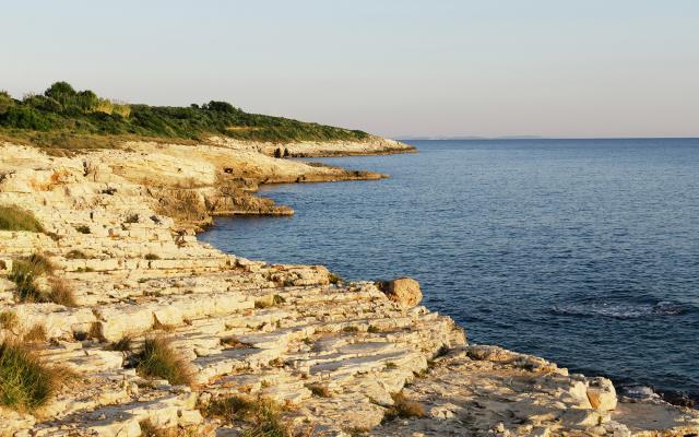 Παραλία Kamenjak Κροατία