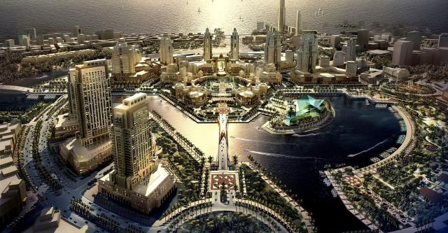King Abdullah Economic City, Σαουδική Αραβία