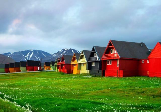 Longyearbyen, Νορβηγία