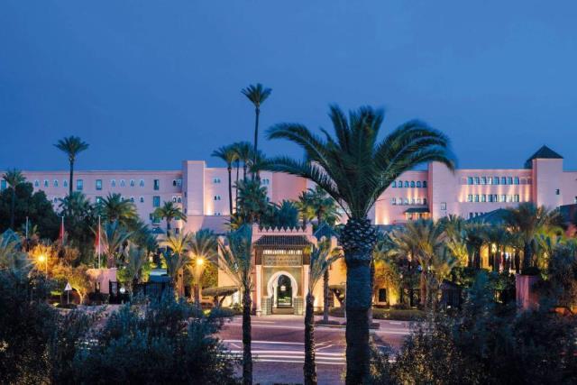 Ξενοδοχείο La Mamounia Μαρακές