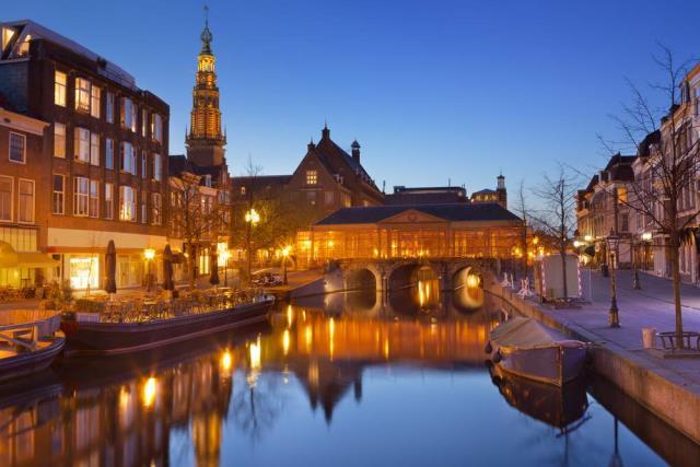 Leiden, Ολλανδία