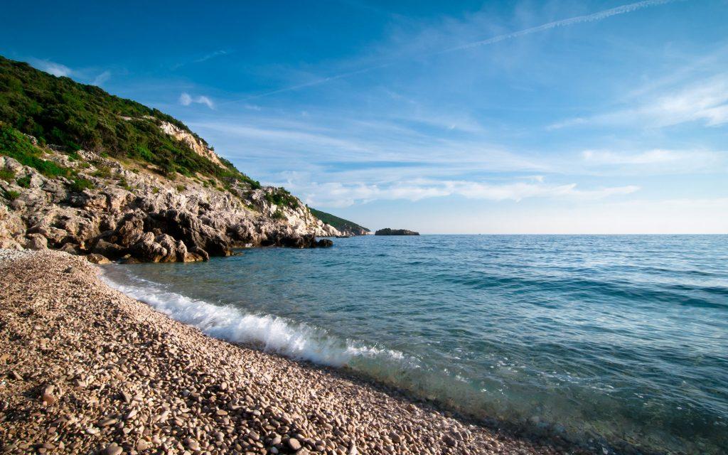 Παραλία Lubenice Κροατία