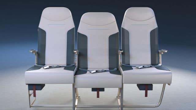 Molon Labe Seating - Αεροπορικά καθίσματα