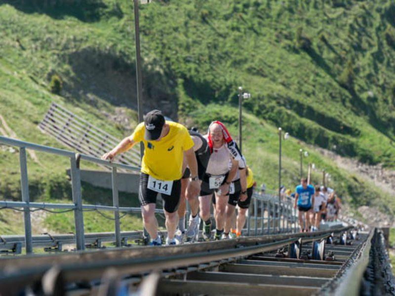 Η μεγαλύτερη σκάλα στον κόσμο έχει... 11.674 σκαλιά!