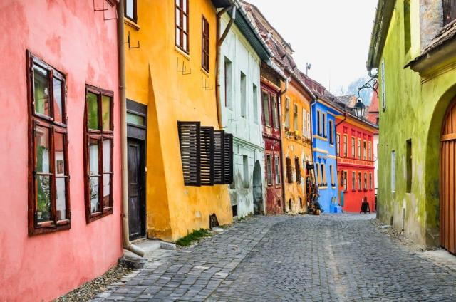 Sighisoara, Ρουμανία