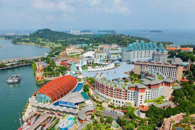 Sentosa Island, Σιγκαπούρη