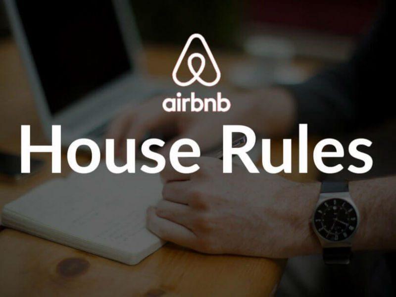Airbnb κανόνες