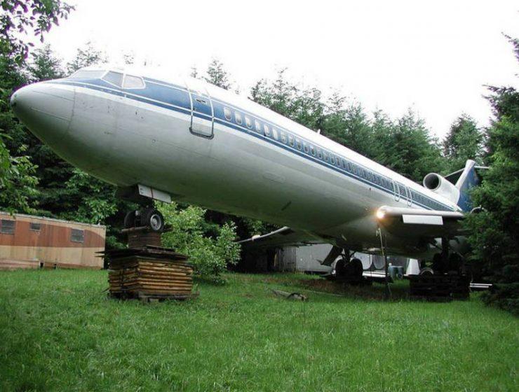 Δείτε πως αεροπλάνο της Ολυμπιακής μεταμορφώθηκε σε... σπίτι!