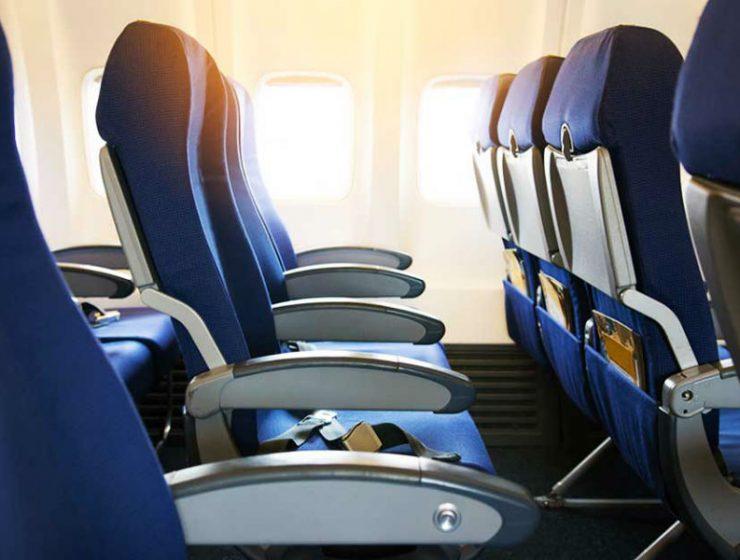 Νέα αεροπορικά καθίσματα