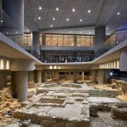 Περπατώντας στην αρχαία γειτονιά του Μουσείου Ακρόπολης!