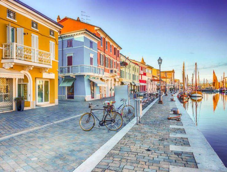 Μέρη στην Ευρώπη - Cesenatico, Ιταλία