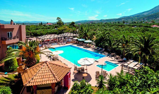 Apollo Resort Art Hotel, - escape room - Κυπαρισσία