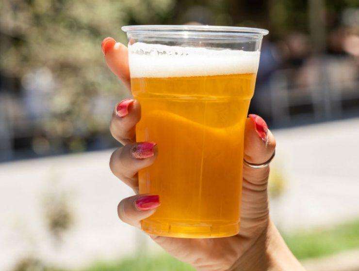 Ο πρώτος αυτόματος πωλητής βαρελίσιας ελληνικής μπύρας στο Θησείο είναι γεγονός!