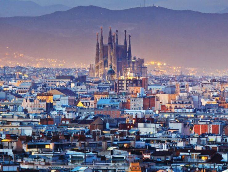 Βαρκελώνη low budget