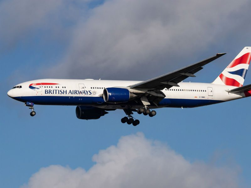 british airways πτήσεις
