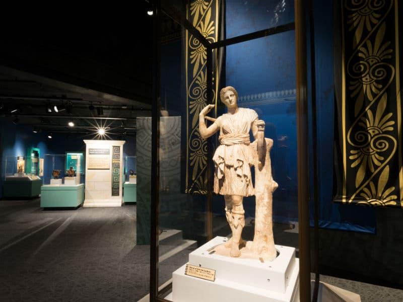 Έκθεση για την Αρχαία Ελλάδα στις ΗΠΑ