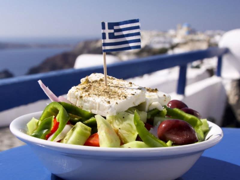 Ένας χάρτης γεμάτος γεύση! Αυτά είναι τα κορυφαία ελληνικά προϊόντα και φαγητά ανά περιοχή!