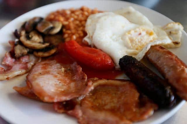 Αγγλία πρωινό