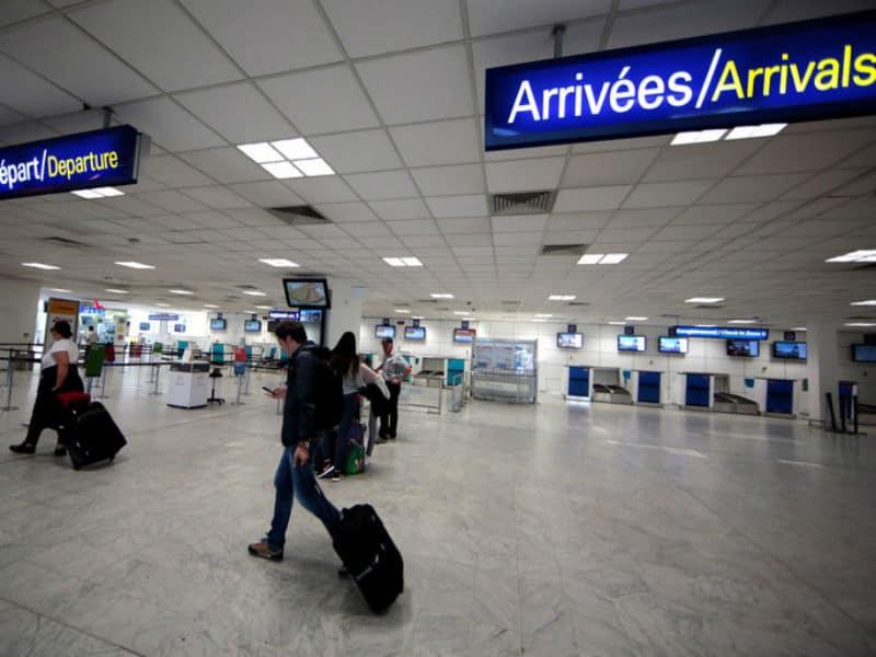 Αεροδρόμιο, Γαλλία