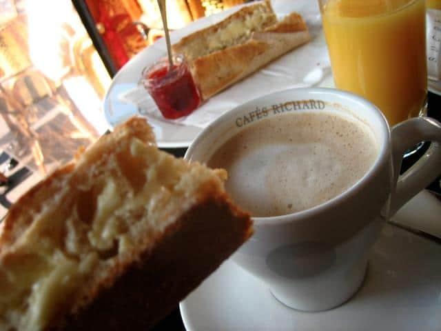 Γαλλία πρωινό