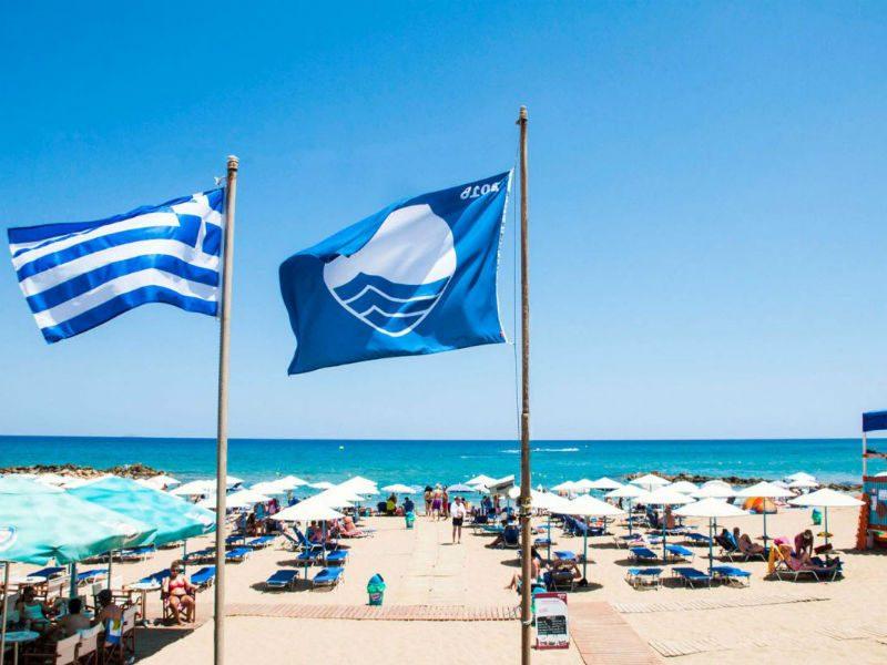 Γαλάζια Σημαία - ελληνικές παραλίες