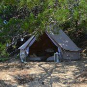 Γαύδος: Νοίκιαζαν σκηνές μέσω Airbnb!