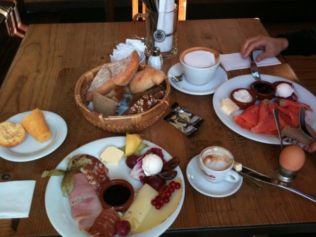 Γερμανία πρωινό