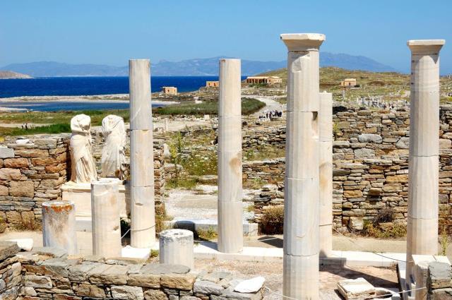 Δήλος, Ελλάδα