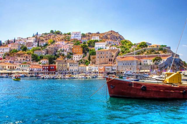 Ύδρα, Ελλάδα - εκδρομή