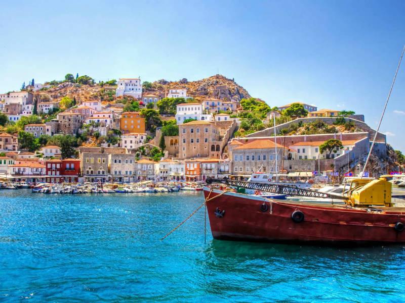 Ελληνικά νησιά - τύπος ταξιδιώτη