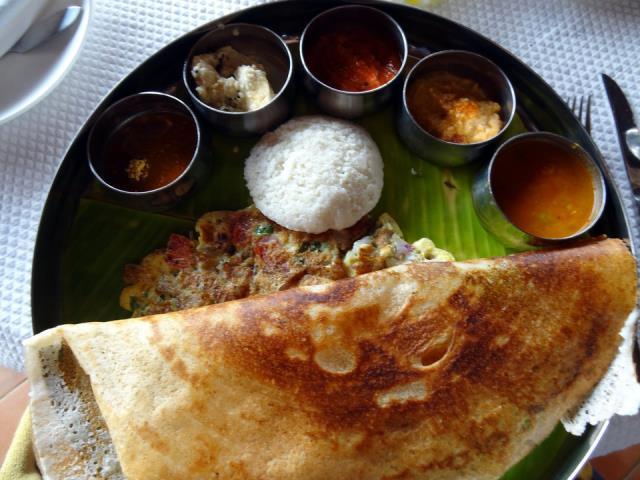 Ινδία πρωινό