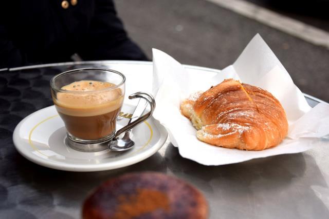 Ιταλία πρωινό