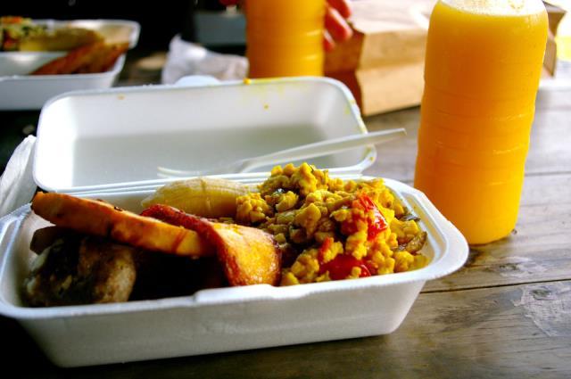 Τζαμάικα πρωινό
