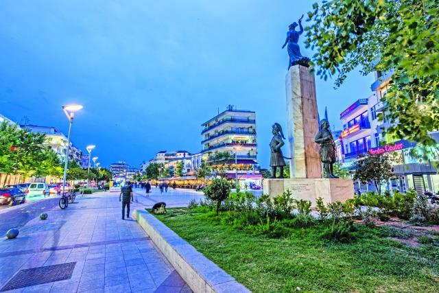Καλαμάτα πλατεία