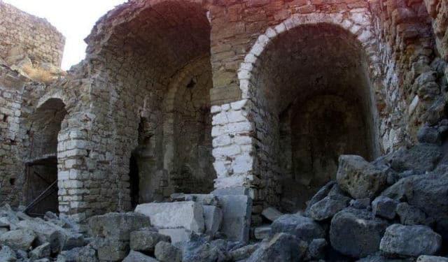 Αρχαιολογικός χώρος Καστροπολιτείας Σκύρου